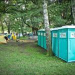 Wynajem toalet w Krakowie